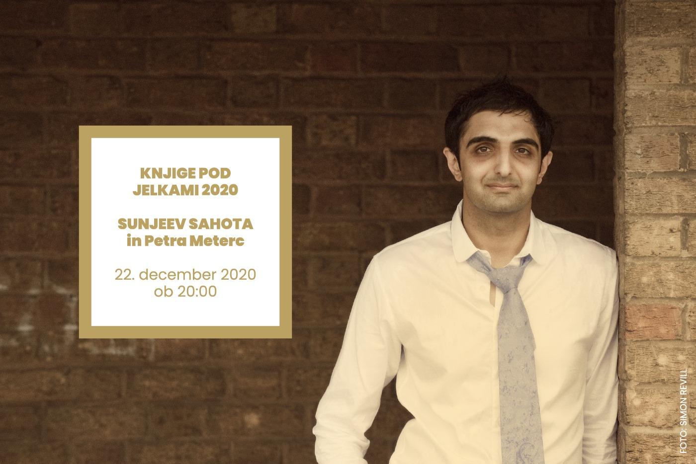 Sunjeev Sahota and Petra Meterc (online discussion)