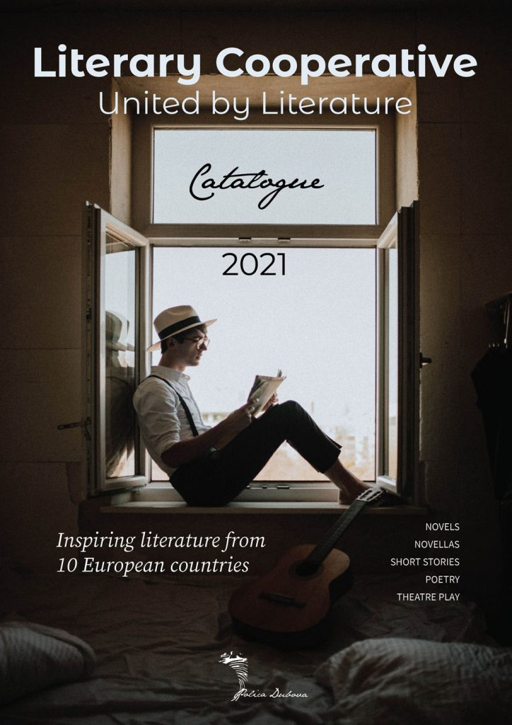 Literary Cooperative Catalogue 2021 cover