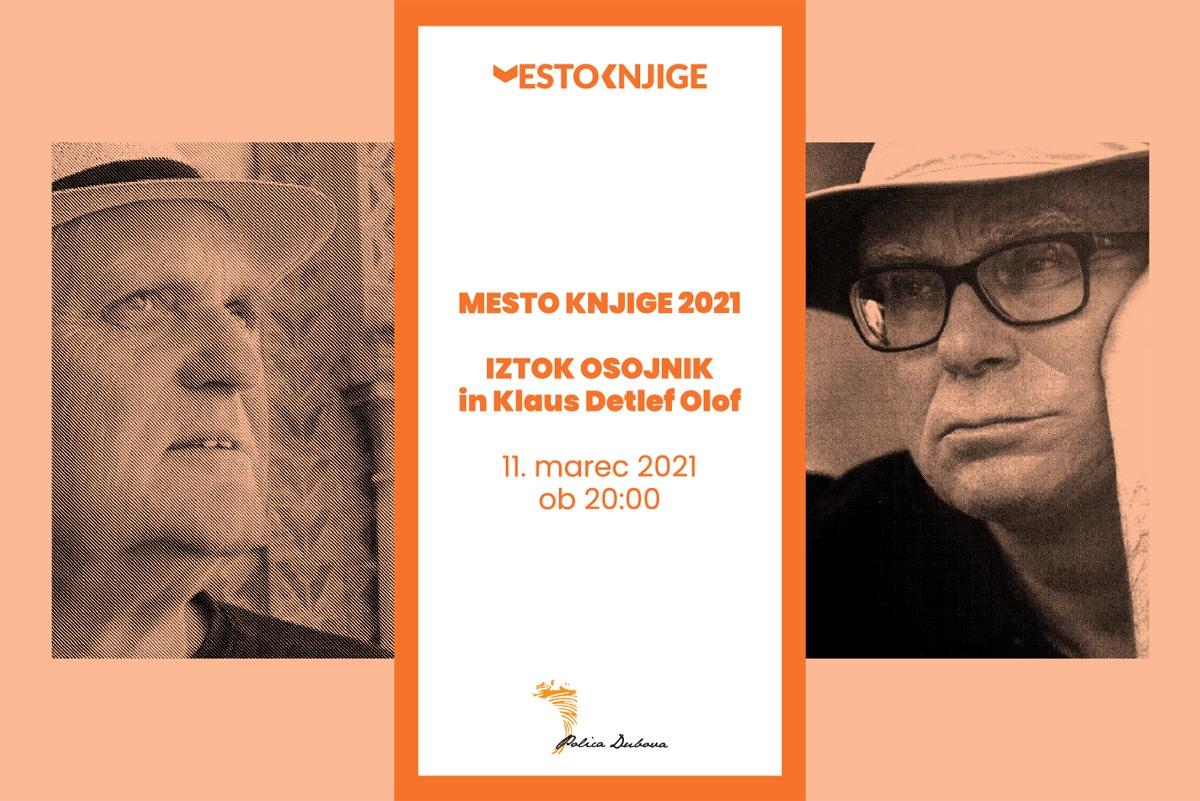 Iztok Osojnik and Klaus Detlef Olof (online discussion)